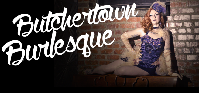 Butchertown Burlesque, Photo by Birgitte Photography
